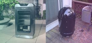 Electric Smoker vs Charcoal Smoker