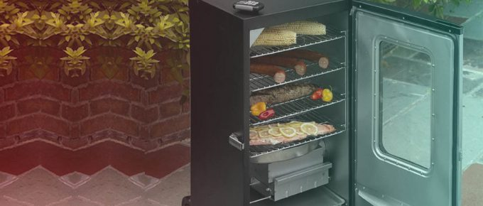how to clean a masterbuilt electric smoker
