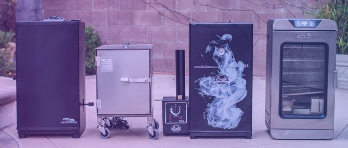 using electric smoker in cold weather