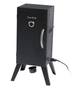 Char-Broil Vertical Electric Smoker for beginners