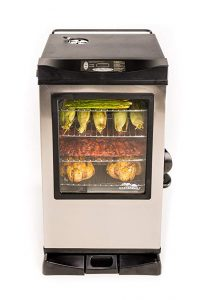 Masterbuilt 20077515 Front Controller Electric Smoker