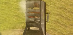 best electric smoker under 300