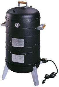 Americana 2 in 1 Electric Water Smoker