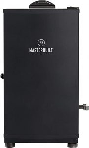 Masterbuilt MB20071117 30-inch Digital Electric Smoker, Black